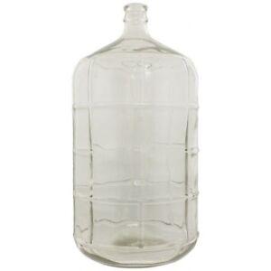 6-5-Gallon-Glass-Carboy-Jug-Homebrew-Beer-Wine-Mead-Cider-Moonshine-Kombucha