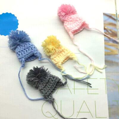 10pcs//set Black Clown Doll Hat Gifts Crafts Accessories DIY Decorative Materi yx