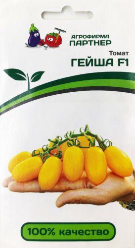 """TOMATO /""""GEISHA F1/"""" Non-GMO Seeds from Russia."""