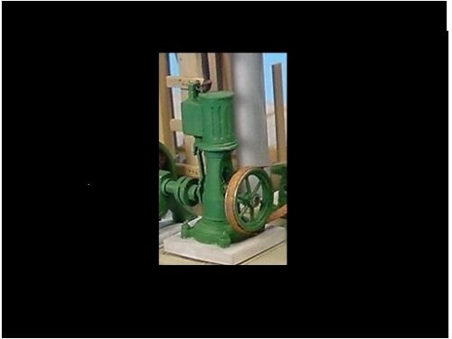 O//On3//On30 S//Sn3 WISEMAN MODEL SERVICES SHOP OR MINE VERTICAL STEAM ENGINE KIT