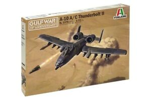 Italeri-A-10-A-C-Thunderbolt-II-Gulf-War-Ref-1376-Escala-1-72