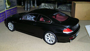 BMW-6-series-coupe-model-car-dealer-edition-rare-motorsport-NOS-racing