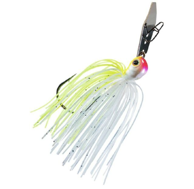 cd56cf53882b2 Z-Man Evergreen ChatterBait Jack Hammer Bladed Fishing Jig 1 2 oz CHOOSE  COLOR for sale online