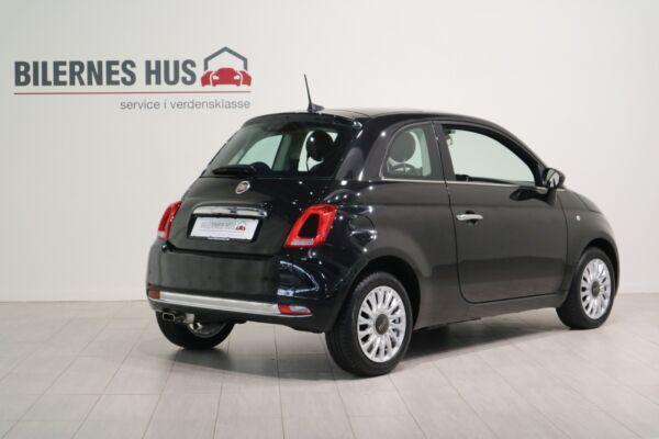 Fiat 500 1,2 Lounge - billede 1