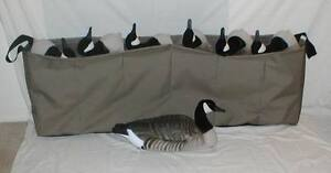 Image Is Loading 6 Pocket Goose Custom Decoy Gunnel Bag For