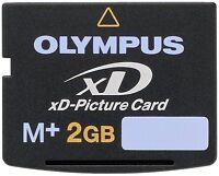 Olympus 2GB xD (Memory) Picture Card Olympus 1030 SW /1020/1010 RETAIL PACKAGING