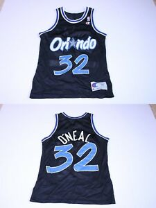 921ebd0f96b Men's Orlando Magic Shaquille Shaq O'Neal S (36) Vintage Jersey ...