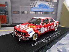 BMW 323i E21 Rallye Team Bastos Belgien Condroz #6 Snijers Nightv 1977 NEO 1:43