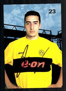 Ahmed Madouni Autogrammkarte Borussia Dortmund 2002/03 2 a 69219 Karte Orig