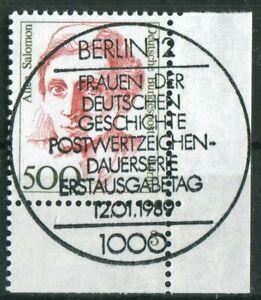 Berlin-830-Formnummer-3-Frauen-500-Pf-gestempelt-Vollstempel-ESST-Berlin-12