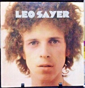 LEO SAYER Silverbird Album Released 1974 Vinyl/Record  Collection US pressed