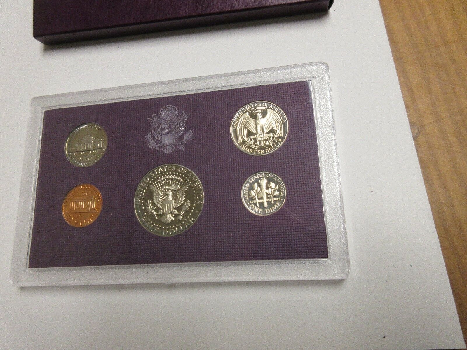 1985 , United States Mint Proof Sets , Lot of 5 Sets