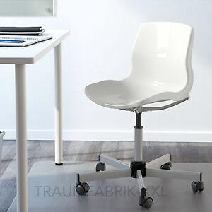 Drehstuhl ikea weiß  IKEA SNILLE Drehstuhl Bürodrehstuhl Bürosessel Bürostuhl ...