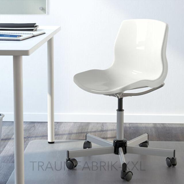 Ikea Snille giratorio silla de Oficina trabajo blanco | eBay