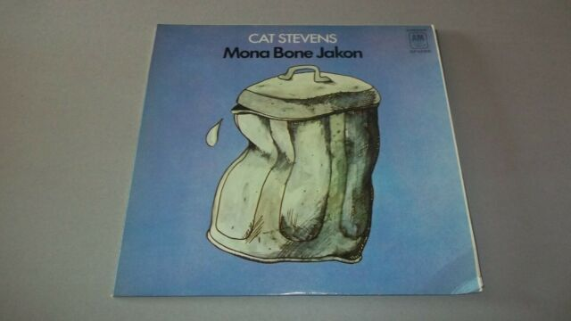 CAT STEVENS - MONA BONE JAKON - LP - MADE IN USA