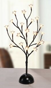 Cerezo-arbol-arbol-arbol-luminoso-Flores-del-cerezo-20-LED