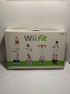 Wii Fit Balance Board Nintendo Fitness Controller/Wii Fit/Zumba Games Tested!