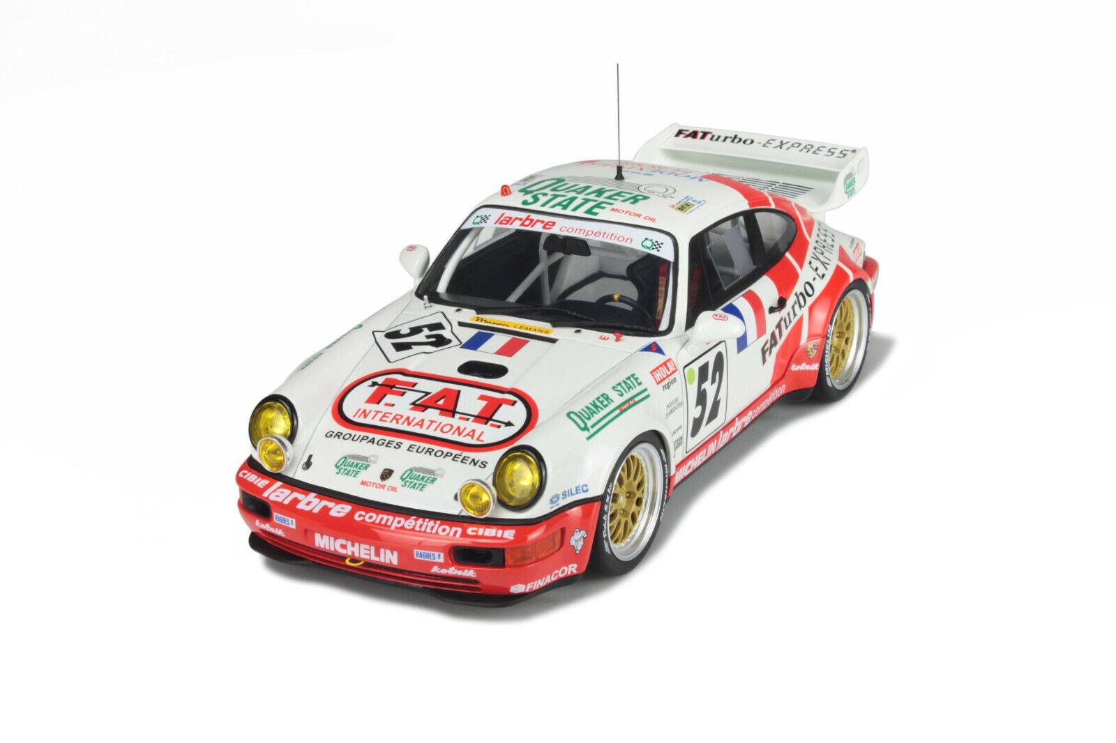 GT104 GtSpirit 118 Porsche 911964 le uomos 1994