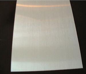 1PC 99.96/% Pure Nickel Ni Metal Thin Sheet Plate 0.5mm x 100mm x 200mm #EYL-5 GY