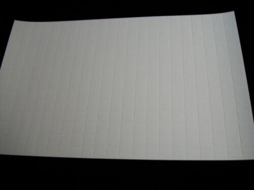 White Wall Tile sheet World /& Model dollhouse 34899 1pc 1//12 scale