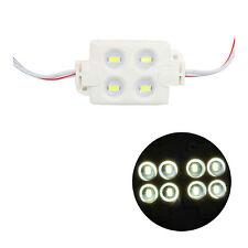 5050 SMD 4 LED Waterproof Injection ABS Module Light 12V Sign Design Color