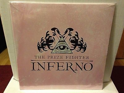 The Prize Fighter Inferno Half Measures Ep White Vinyl