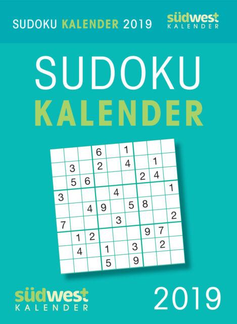 Sudoku Kalender 2019