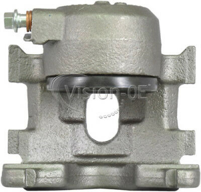 Disc Brake Caliper-Caliper with Installation Hardware Front-Right//Left Reman