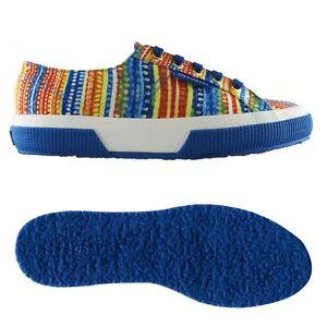 Superga Scarpe ginnastica 2750-SLIPONFABRICFANPLW Donna Tempo libero Sneaker