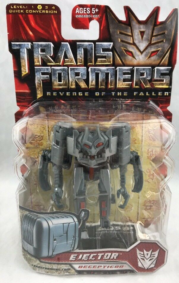 Transformers Movie redF Scout Class Ejector MOSC