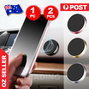 2X-Universal-Magnetic-Magnet-Car-Phone-Holder-Mount-Stand-GPS-PDA-iPhone-Samsung