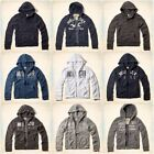 New Hollister by Abercrombie Men's Hoodie Jacket Size:S M L XL