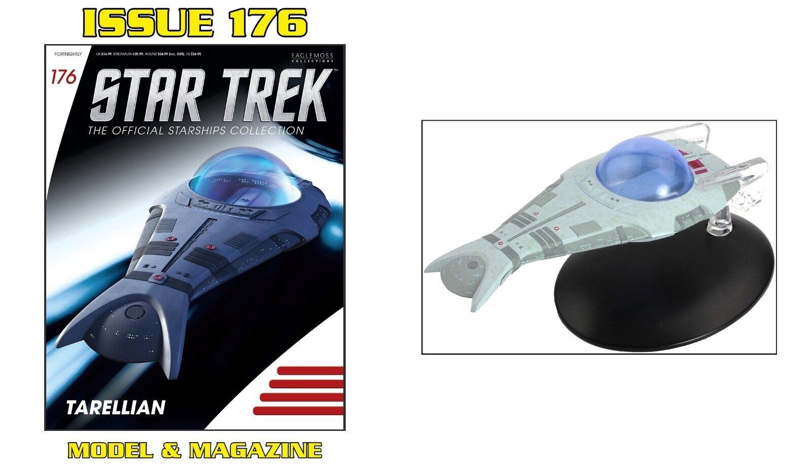 Issue 176: Tarellian Starship