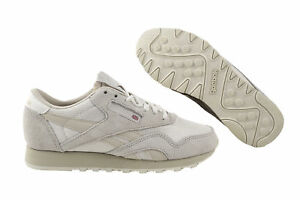 huge discount adf37 4193f Details zu Reebok Classic Nylon P chalk paper white cooper Sneaker/Schuhe  weiß V68815
