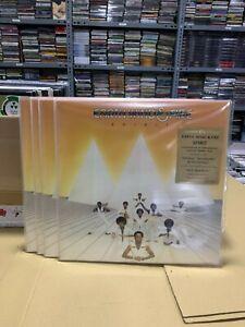Earth Wind & Fire LP Spirit Flaming Vinyl 2020