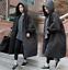 en coton veste long décontractée parka surdimensionné veste chaude pour Manteau femme EfxqgTP6Ww