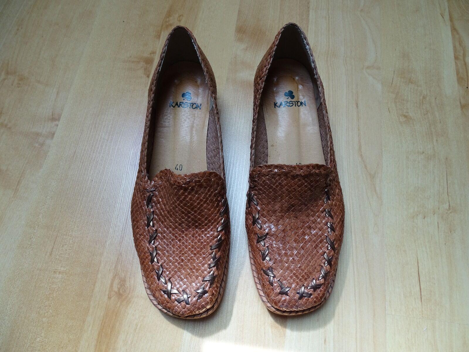 Chaussures neuf état 40 Femme KARSTON été pljg3b6f41418