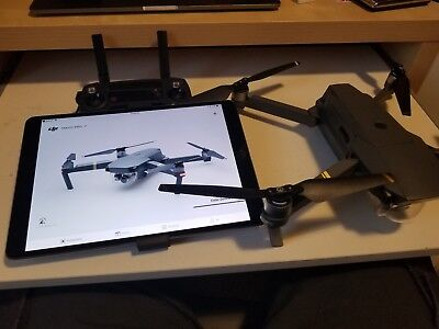 """3DR Solo Extension Mount iPad Pro 10.5/"""""""