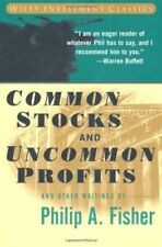 Wiley Investment Classics: Common Stocks and Uncommon Profits and Other Writings 5 by Philip A. Fisher (1996, Paperback)