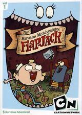 Cartoon Network: The Marvelous Misadventures of Flapjack - Volume 1 (DVD, 2009)