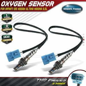 A-Premium O2 Oxygen Sensor for Infiniti I35 2002-2004 Nissan Maxima 2002-2003 V6/3.5L Downstream/Rear