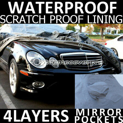 2009 2010 Buick Lucerne 4LAYERS WATERPROOF Car Cover
