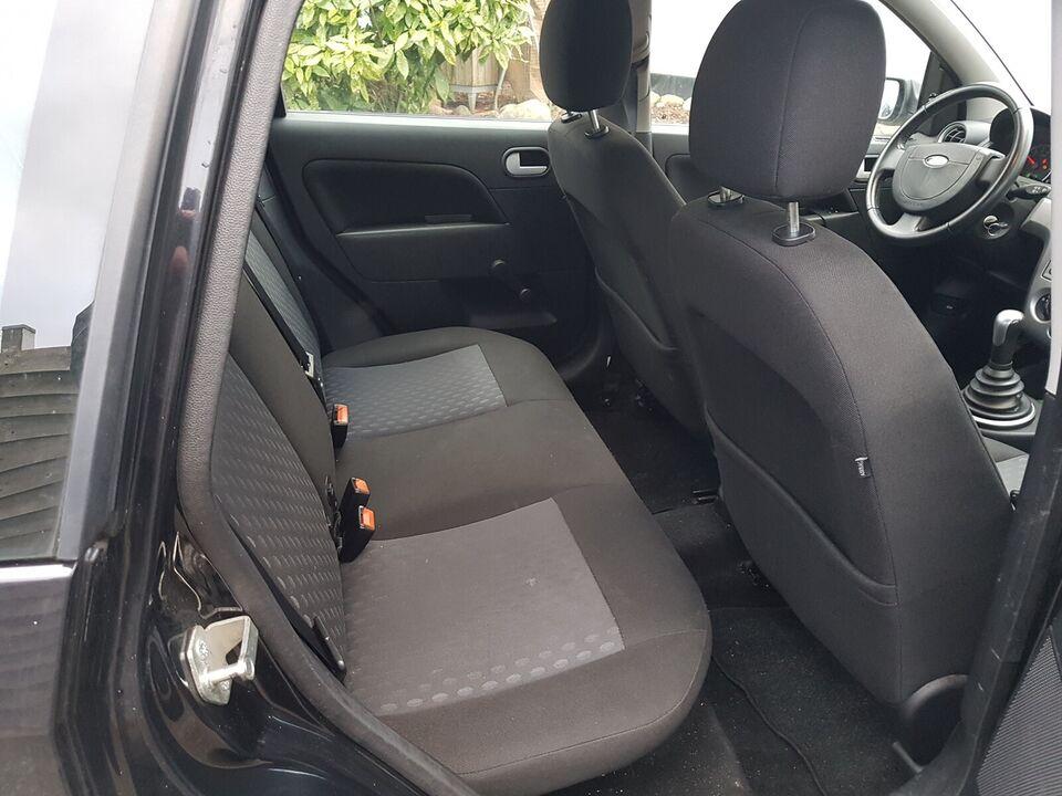 Ford Fiesta, 1,4 Trend, Benzin