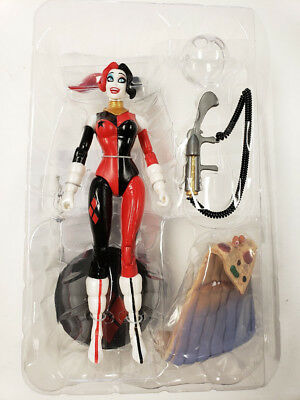 DC DIRECT CONNER SPACESUIT HARLEY QUINN