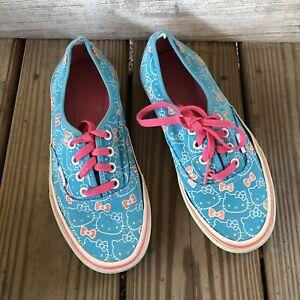 Vans Hello Kitty Sneakers Womens 7