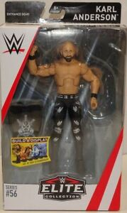 WWE-FMG42-Karl-Anderson-Collection-Action-Figure-Wrestling-toy-56-NEW-BOXED