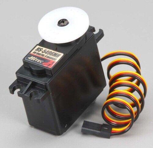 Hitec HS-5496MH Digital High Voltage Metal Gear Servo