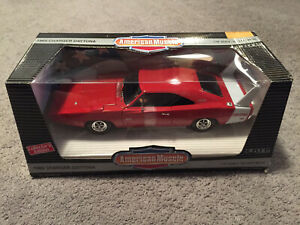 Details about ERTL American Muscle 1969 Dodge Charger Daytona 118 Scale Die Cast Metal Car