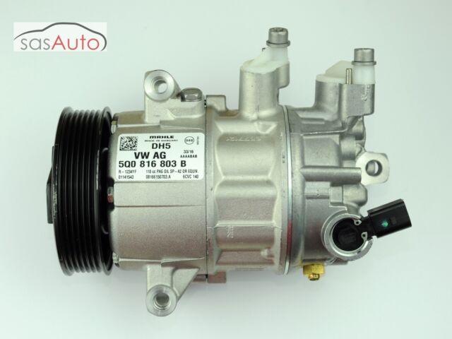 Air Con Compressor VW AG Mahle 5Q0 816 803 B
