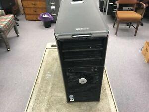 Dell Optiplex 760 Desktop Computer Windows 7 Pro Core 2 Duo 6GB 80GB DUAL VIDEO